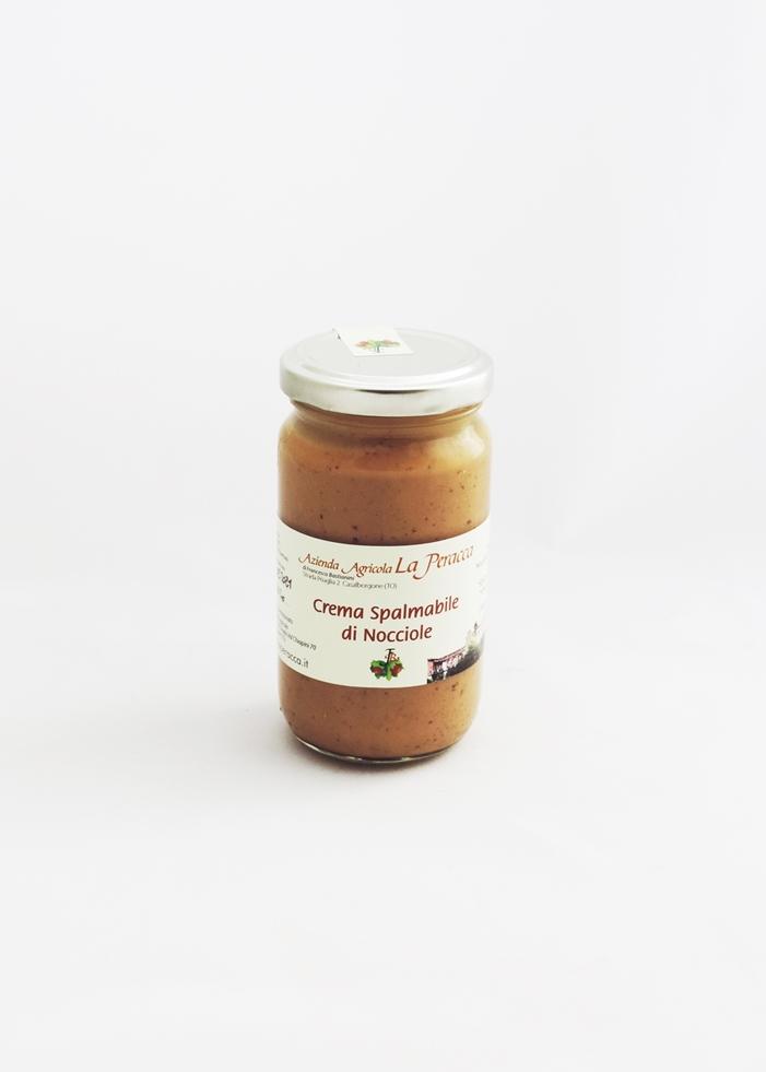 Crema Nocciole - Senza Glutine