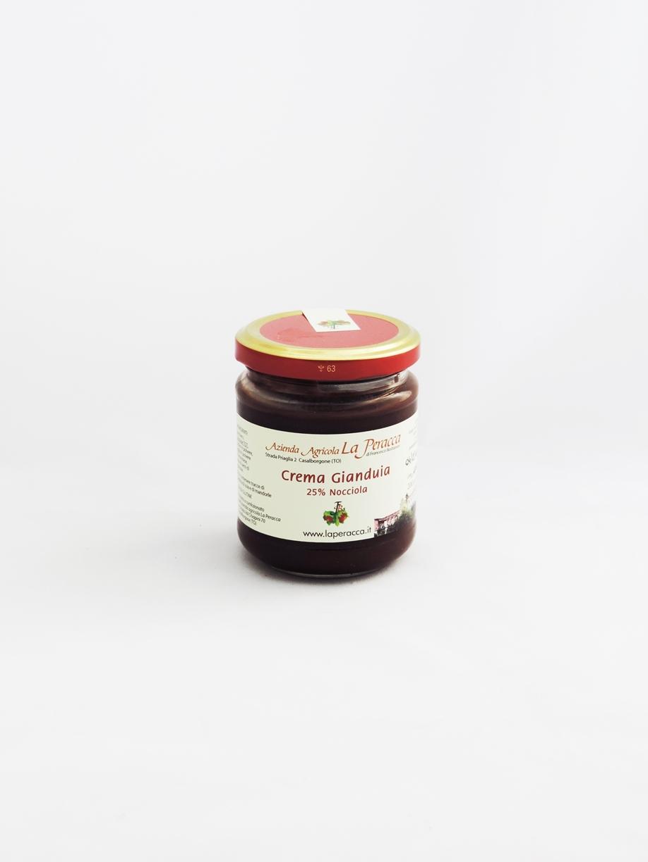 Crema Gianduia 25g - Senza Glutine